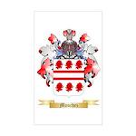 Mouchez Sticker (Rectangle)