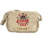 Mouchez Messenger Bag