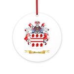 Mouchez Round Ornament