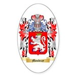 Moubray Sticker (Oval 50 pk)