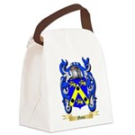Motto Canvas Lunch Bag