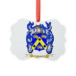 Motto Picture Ornament