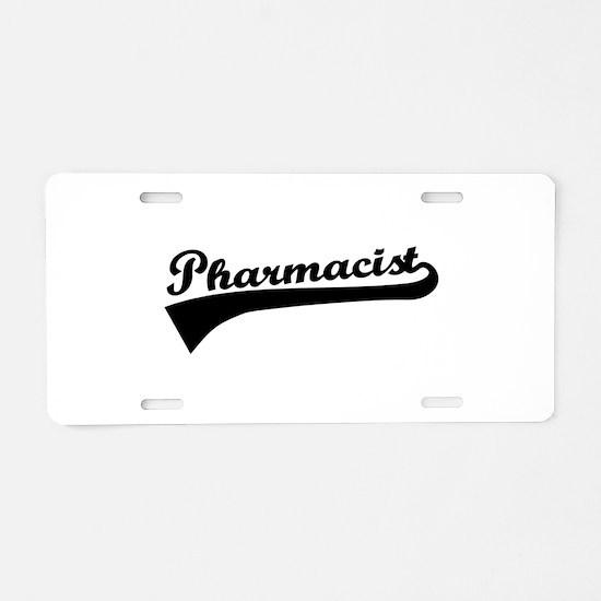 Pharmacist Aluminum License Plate