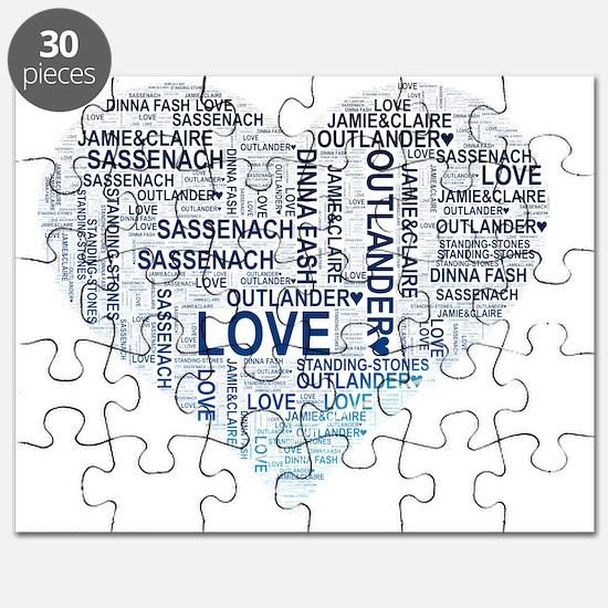 Cute Diana Puzzle