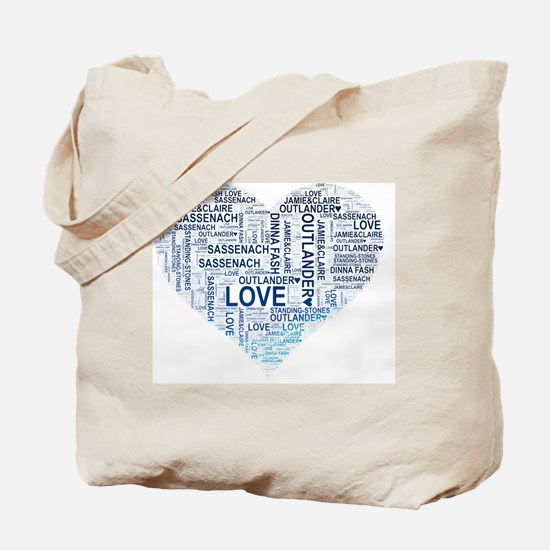 Unique Diana gabaldon Tote Bag