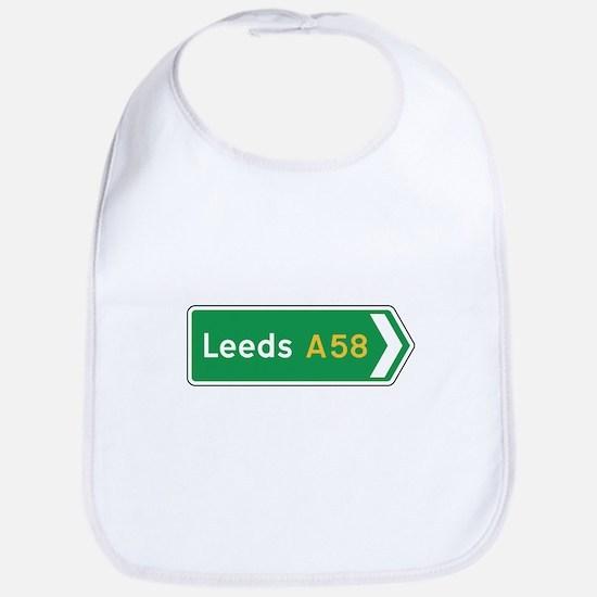 Leeds Roadmarker, UK Bib
