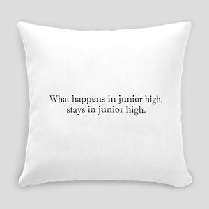 juniorhigh Everyday Pillow