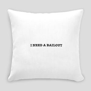 te2 Everyday Pillow