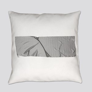duck tape silver Everyday Pillow