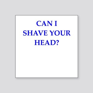 stupid question Sticker