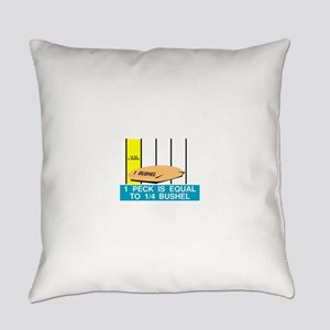 Peck Everyday Pillow