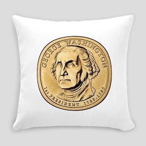PresDollar-Washington_2000 Everyday Pillow