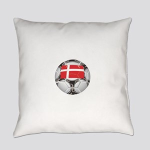 Championship Denmark Soccer Everyday Pillow