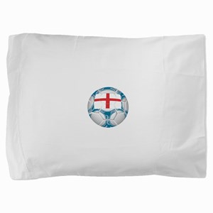 Championship England Soccer Pillow Sham