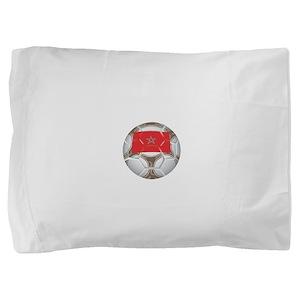 Championship Morocco Soccer Pillow Sham