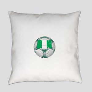 Championship Nigeria Soccer Everyday Pillow