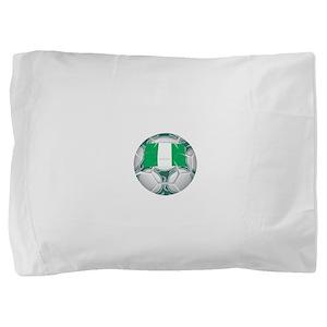 Championship Nigeria Soccer Pillow Sham