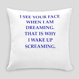 horror Everyday Pillow