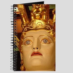 Behold Athena Journal