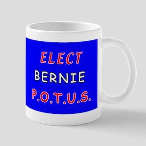 Elect Bernie POTUS Mug