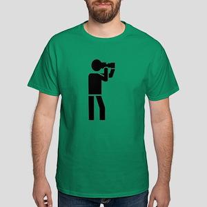 Photographer logo Dark T-Shirt