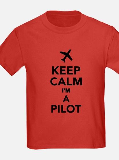 Keep calm I'm a Pilot T