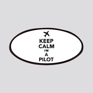 Keep calm I'm a Pilot Patch