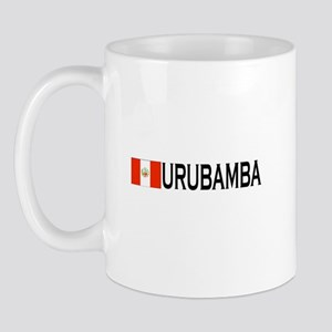 Urubamba, Peru Mug