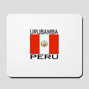 Urubamba, Peru Mousepad