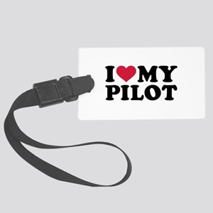 I love my Pilot Large Luggage Tag