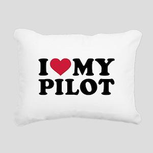 I love my Pilot Rectangular Canvas Pillow