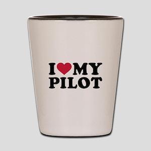 I love my Pilot Shot Glass