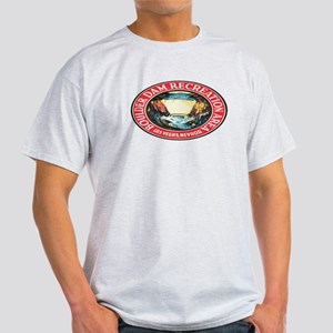 Vintage Boulder Dam Light T-Shirt