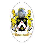 Mottershead Sticker (Oval 10 pk)
