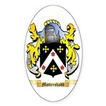 Mottershadd Sticker (Oval)