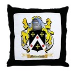 Mottershadd Throw Pillow
