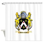 Mottershadd Shower Curtain
