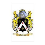 Motteram Sticker (Rectangle 50 pk)