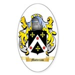 Motteram Sticker (Oval)