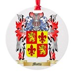 Motta Round Ornament
