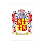 Motta Sticker (Rectangle 50 pk)