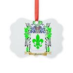 Motley Picture Ornament