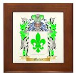 Motley Framed Tile