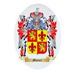 Motier Oval Ornament