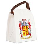 Mothe Canvas Lunch Bag