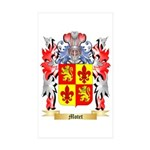 Motet Sticker (Rectangle 50 pk)