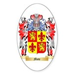 Mote Sticker (Oval 10 pk)