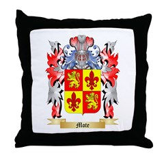 Mote Throw Pillow