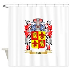 Mote Shower Curtain