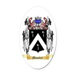 Mossley Oval Car Magnet